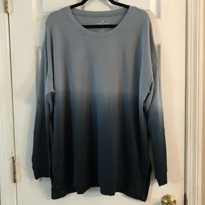 AE Ombré super soft sweater/sweatshirt
